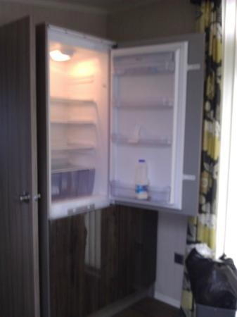 ‪‪Camber Sands Holiday Park - Park Resorts‬: full size fridge freezer