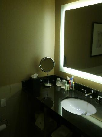 The Westin Harbour Castle, Toronto: Bathroom