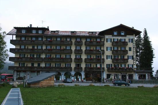 Hotel Cortina Tripadvisor
