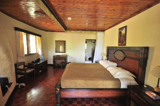 Mara Sopa Lodge: Room