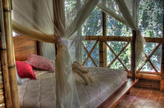 La Selva Amazon Ecolodge: Family Suite - bedroom