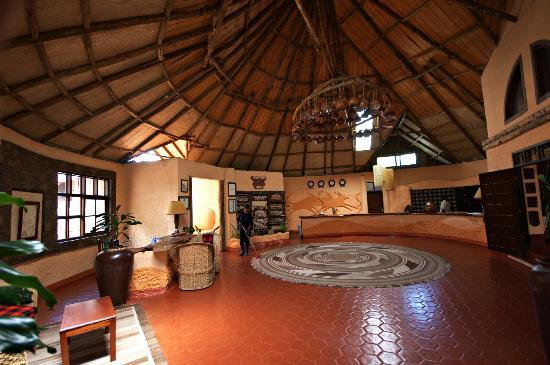 Mara Sopa Lodge: Reception