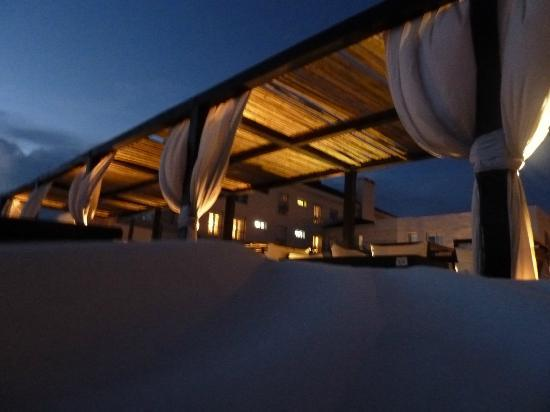 Serena Hotel Punta del Este: Bangalos na praia do próprio hotel