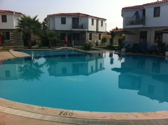 Hotel Calypso Plus: poolside