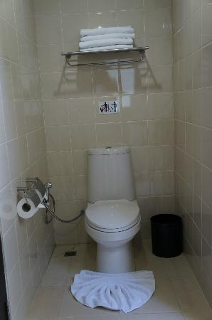 Holiday Inn Resort Phi Phi Island: Toilet