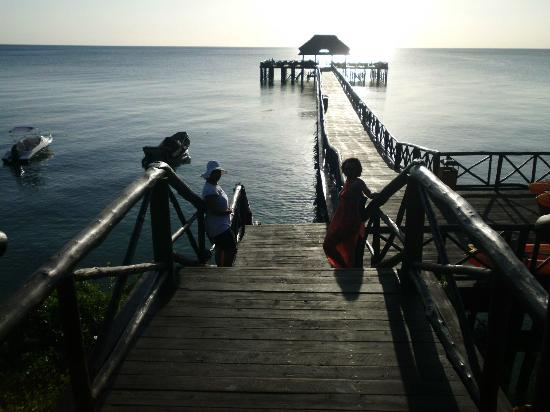 Sea Cliff Resort & Spa: Pier