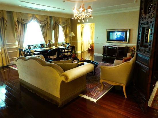 北京飯店萊佛士照片
