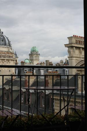 Grand Hotel Saint-Michel: Views