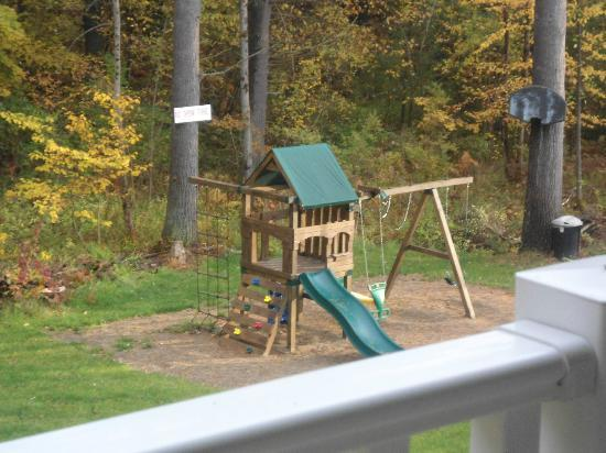 Studio Motel of Lake George: Kids Play area