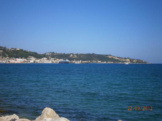 Roseland Hotel: beach view