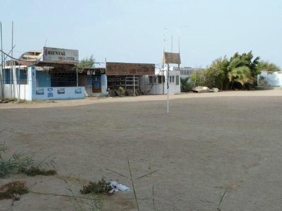 El Samaka Beach Hotel: Animationsbereich