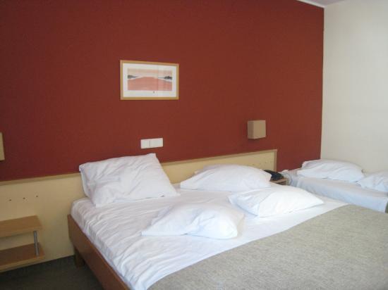 Valamar Koralj Romantic Hotel: letto