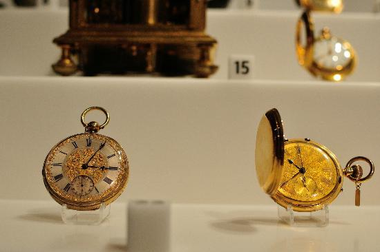 Museo Galileo - Institute and Museum of the History of Science: watches