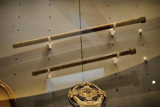 Museo Galileo - Institute and Museum of the History of Science: Galileo's telescopes