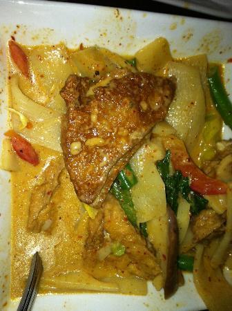 Saeng Thai House: Tofu Curry