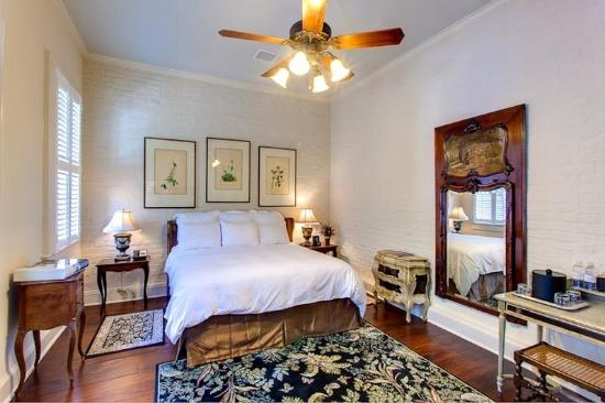 Audubon Cottages: One bedroom cottage
