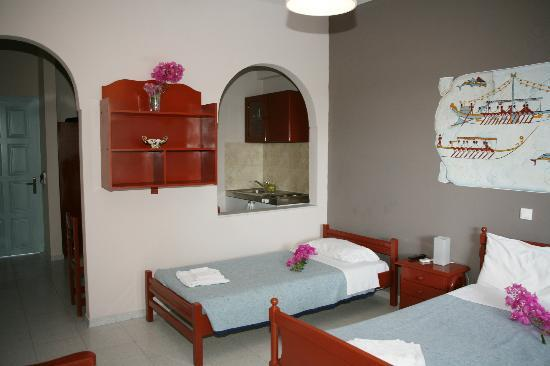 Family Vassalos: single room