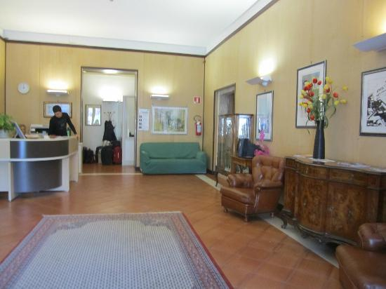Casa Sant'Andrea: Lobby