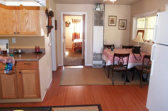 Laundry Room Off Of Kitchen Picture Of Grandma 39 S Cottage Panguitch Tripadvisor