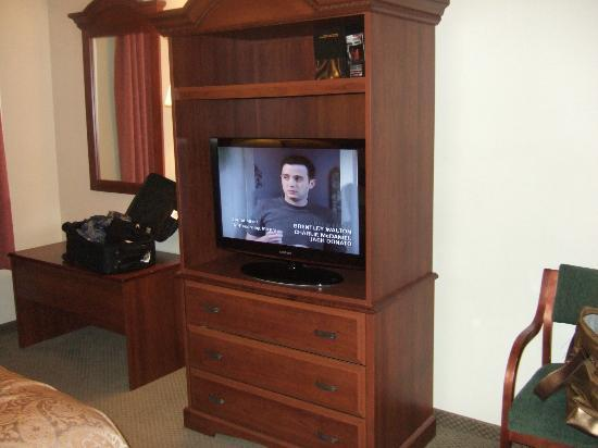 Wingate by Wyndham Streetsboro/Cleveland Southeast: Flat Screen TV