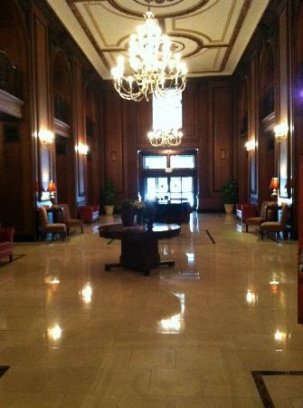 The Read House Historic Inn And Suites: lobby