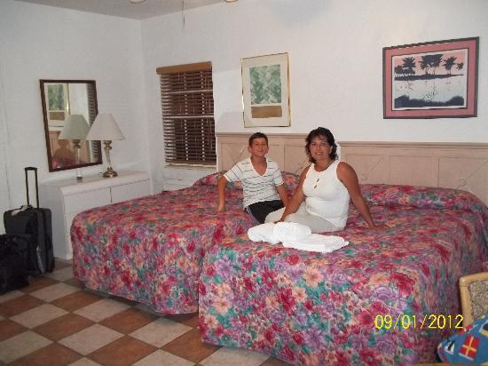 James Hotel: HABITACIÓN