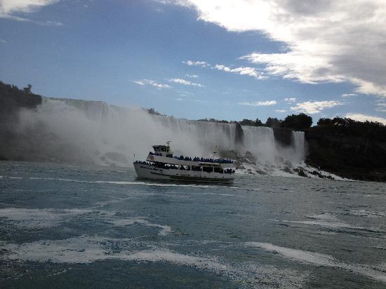 Niagara Falls: Breath taking