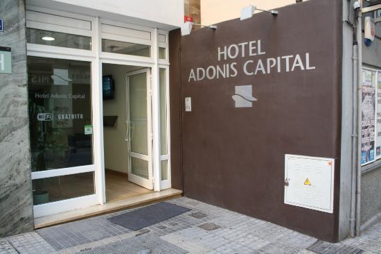 Santa Cruz de Tenerife Hotel Adonis Capital