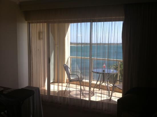 Rydges Port Macquarie: Balcony