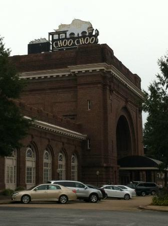 Chattanooga Choo Choo: view of entrance