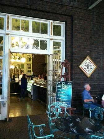 Chattanooga Choo Choo: coffee and pastries