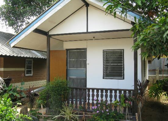 cabin in jungle