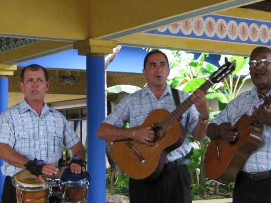 Paradisus Rio de Oro Resort & Spa: Farewell to Thomson flight TOM119 29/09/12