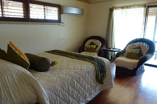Iririki Island Resort: Room