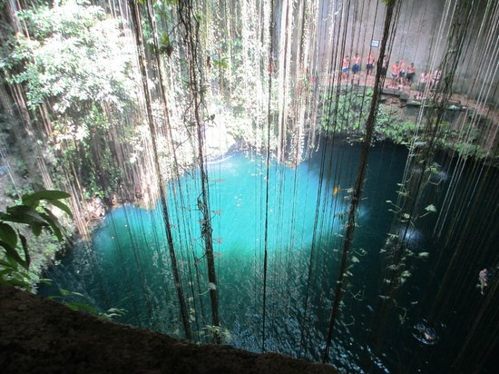 Photo de Cenote Ik kil
