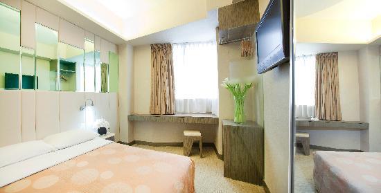 シルカ シービュー ホテル(香港海景絲麗酒店) Picture