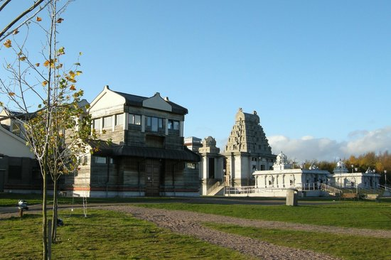 Дадлей, UK: Balaji (Shri Venkateswara) Temple at Tividale, Oldbury