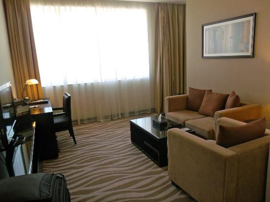 Cristal Hotel Abu Dhabi: Suite