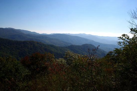 North Carolina Mountains, NC: View
