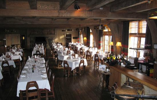 Timberline Lodge Cascade Dining Room