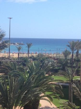 Barcelo Fuerteventura Thalasso Spa: view from our room!