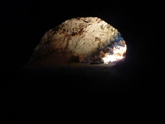 Undara Experience: lava tube