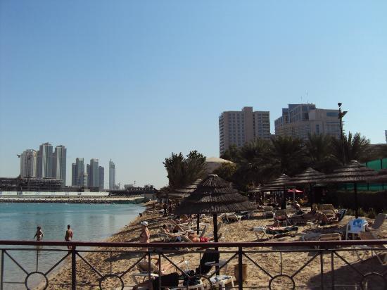 Le Meridien Abu Dhabi: Beach