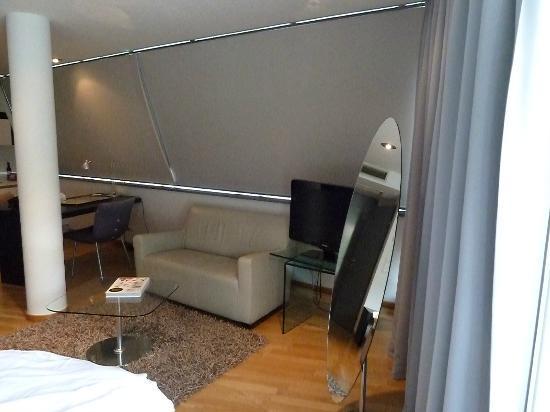 Augarten Art Hotel: Room