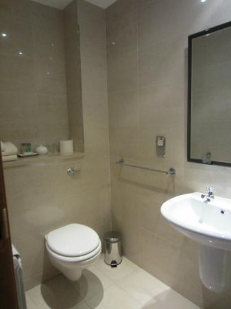 Larkinley Lodge: Bathroom
