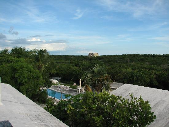 Exuma Vacation Cottages: pool