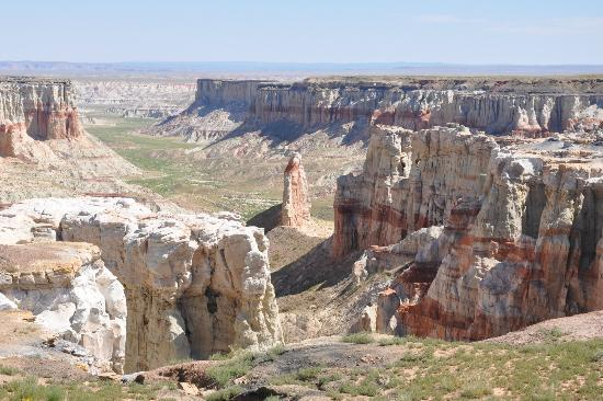 Туба-Сити, Аризона: coal mine canyon tubba city az