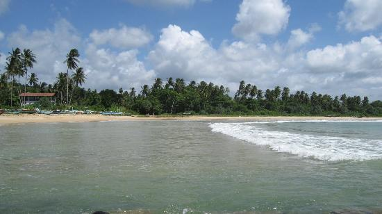 Secret Bay Hotel: the best beach