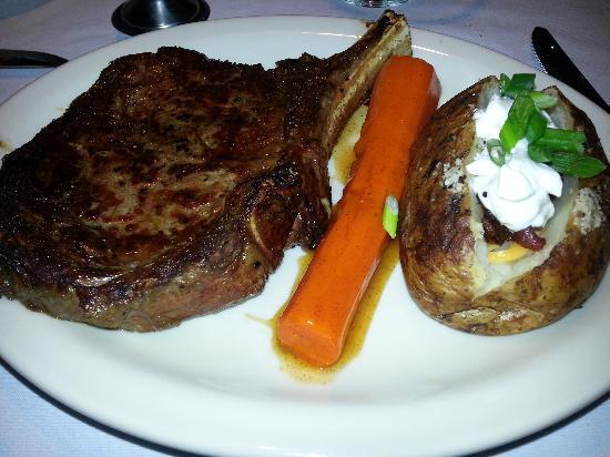 Bob's Steak & Chop House : ymmmmmmm
