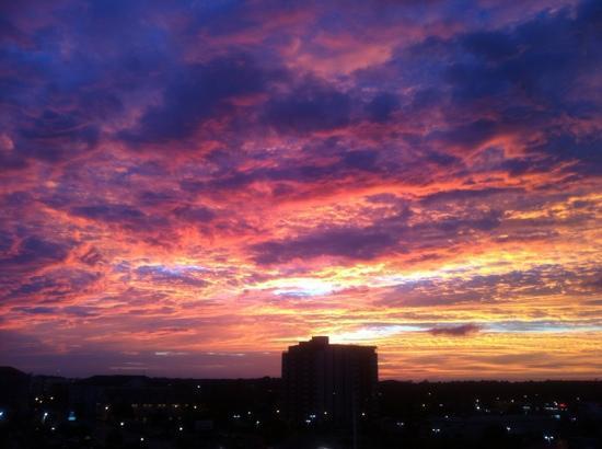 Beautiful Night Sky Myrtle Beach SC
